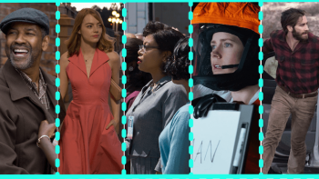 The American Dream and This Year's Oscar Hopefuls