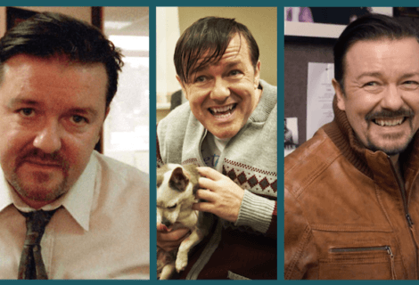 The Rise and Fall of Ricky Gervais