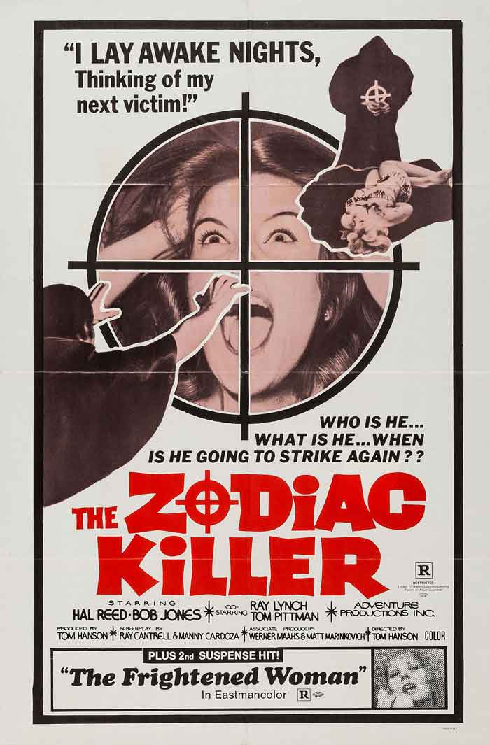 Zodiac Killer Film