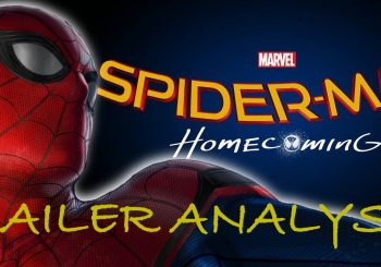 10 Things We Learned About Man's Search For Meaning In A World Devoid Of It from the <i>Spider-Man: Homecoming</i> Trailer
