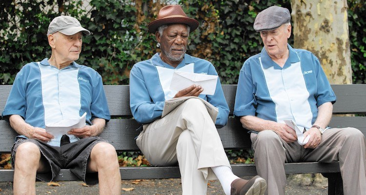 REVIEW: 'Going in Style' Is Clumsy, Charmless, and Unfunny