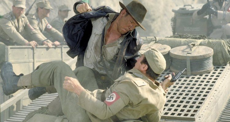 The Injuries of Indiana Jones, Cataloged