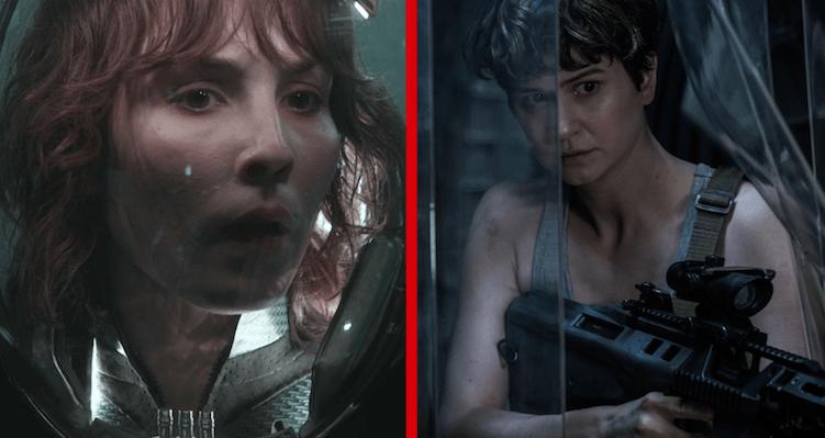 Ripley's Shame: The Backsliding Feminism of the New Alien Movies