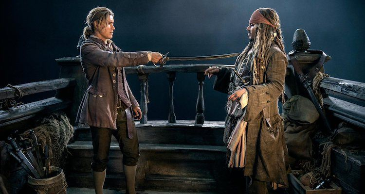 REVIEW: POTC: Dead Men Tell No Tales: Enough Already
