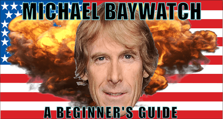 Michael Baywatch Part I: Humble Beginnings (1995-1998)