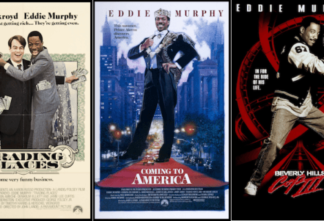 The Tragic Arc of the Eddie Murphy-John Landis Trilogy