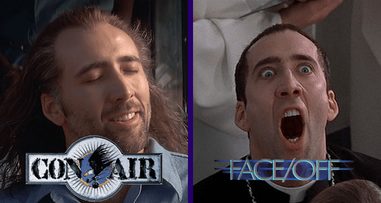 Con Air & Face/Off: The Summer of Cage Turns 20