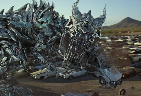 REVIEW: <i>The Last Knight</i> Is the Last Straw for Transformers