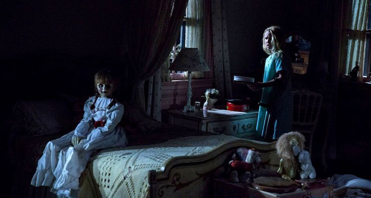 REVIEW: A Mediocre Origin Story in Annabelle: Creation