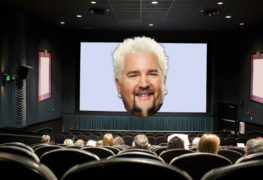 The Movie Theater…Of The Future!