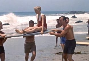 <i>Gidget</i>'s Sexual Awakening via Surfing