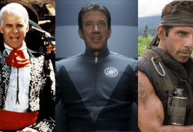 Acting Like Heroes: The Unofficial Trilogy of <i>¡Three Amigos!</i>, <i>Galaxy Quest</i>, and <i>Tropic Thunder</i>