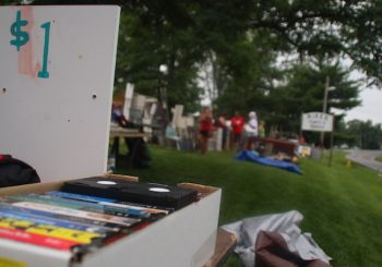 The World's Longest Yard Sale and the Value of VHS