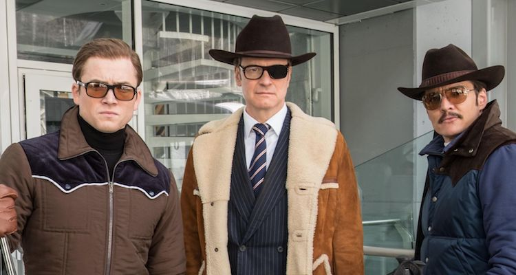 REVIEW: Kingsman: The Golden Circle Is More of the Same, but Longer