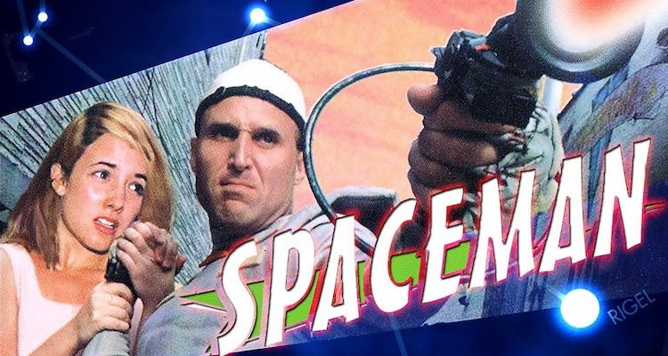 Spaceman: The Onion Co-Founder's Cult Classic That Never Was