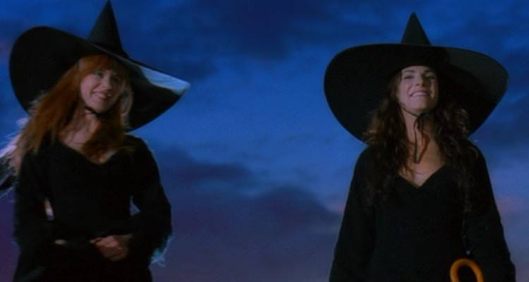 The Feminist Sisterhood of Practical Magic