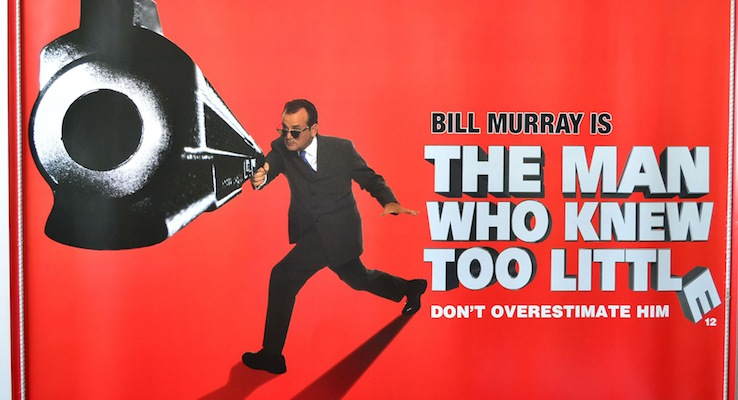 It's Been 20 Years Since the Last 'Bill Murray Movie'