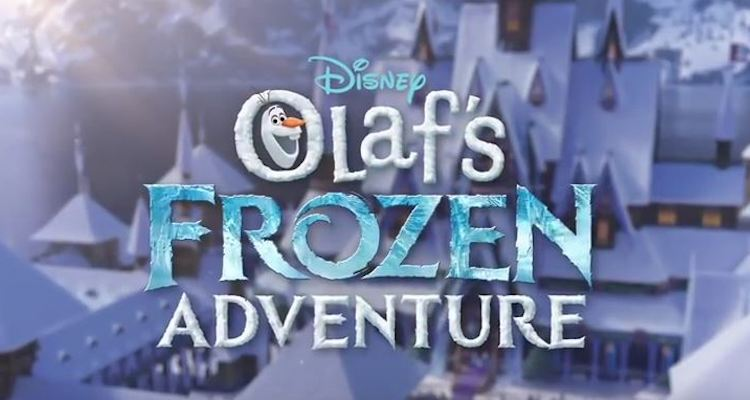 The Pitch Meeting for Olaf's Frozen Adventure