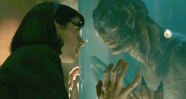 REVIEW: An Aqua-rd Romance in The Shape of Water