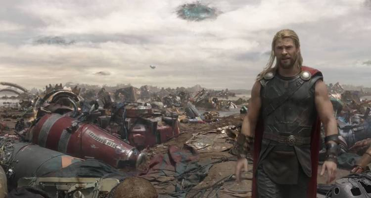 REVIEW: Lotsa Laffs in Thor: Ragnarok