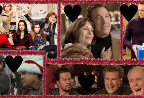 The Black Heart of Bad Christmas Comedies