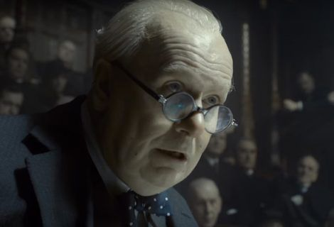 REVIEW: If You Don't Love Gary Oldman, You Should Nazi <i>Darkest Hour</i>