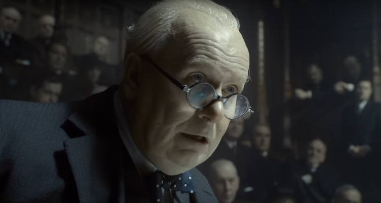REVIEW: If You Don't Love Gary Oldman, You Should Nazi Darkest Hour
