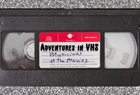 Adventures in VHS: Musicians at the Movies