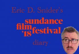 Eric D. Snider's 2018 Sundance Diary: Day 1