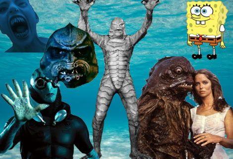 Unnatural Desires: <i>The Shape of Water</i>'s Amphibious Ancestors