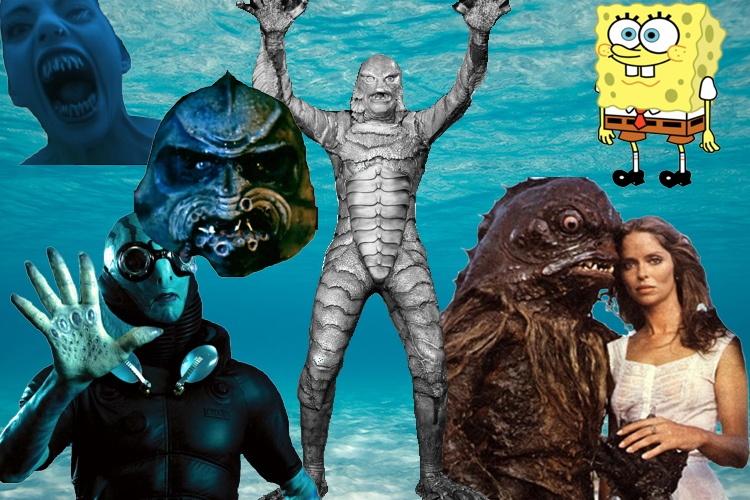 Unnatural Desires: The Shape of Water's Amphibious Ancestors
