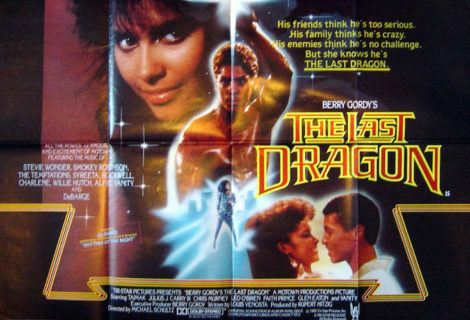 The Martial Arts Blaxploitation Lunacy of <i>Berry Gordy's The Last Dragon</i>