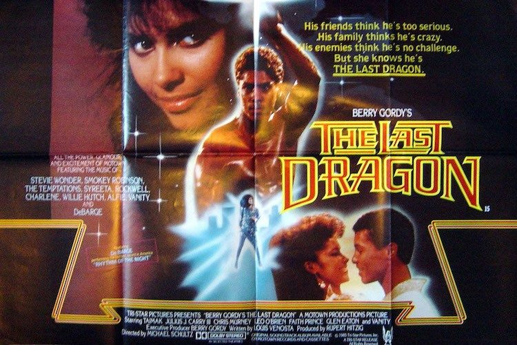 The Martial Arts Blaxploitation Lunacy of Berry Gordy's The Last Dragon
