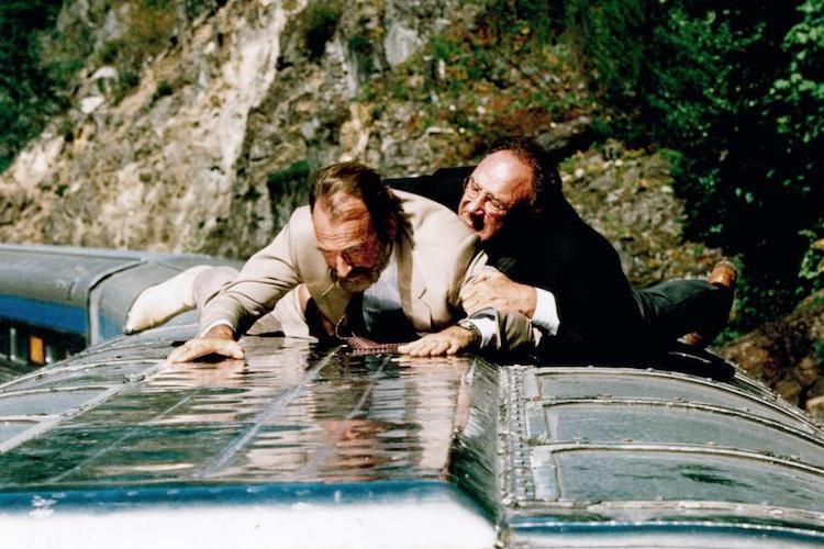 Narrow Margin: Gene Hackman's Masterclass in Advanced Neesonry