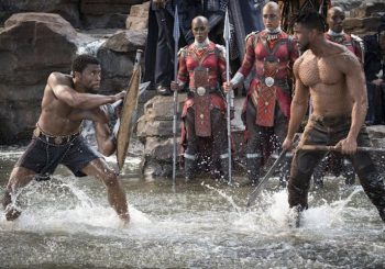 REVIEW: <i>Black Panther</i>: 60% of the Time, It Works Every Time