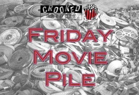 Friday Movie Pile: Feb. 9, 2018