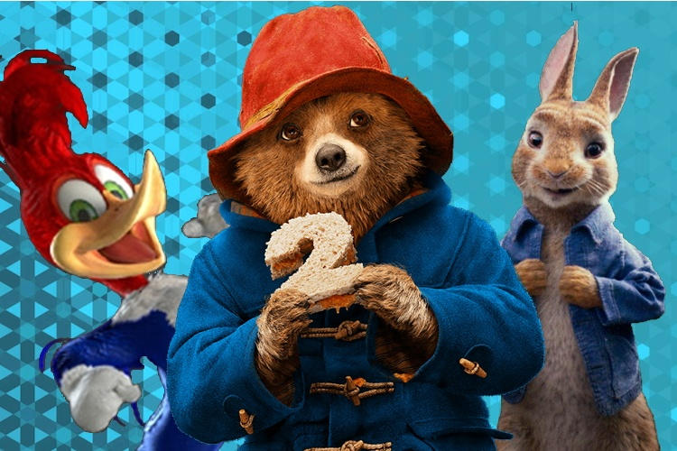 Paddington, Peter Rabbit, and Woody Woodpecker: The State of Family Films in 2018