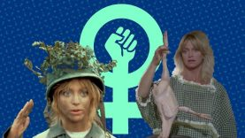 The Goldie Age: Feminism in the 1980s