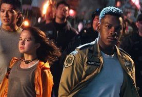 REVIEW: <i>Pacific Rim Uprising</i> More of a Downlowering #NailedIt