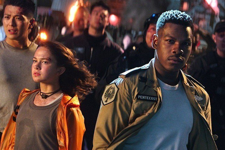 REVIEW: Pacific Rim Uprising More of a Downlowering #NailedIt