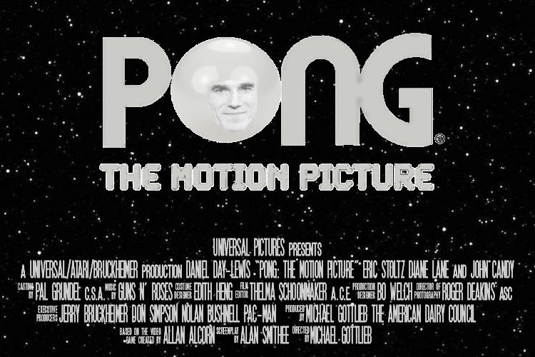 Pong: The Motion Picture: An Oral History