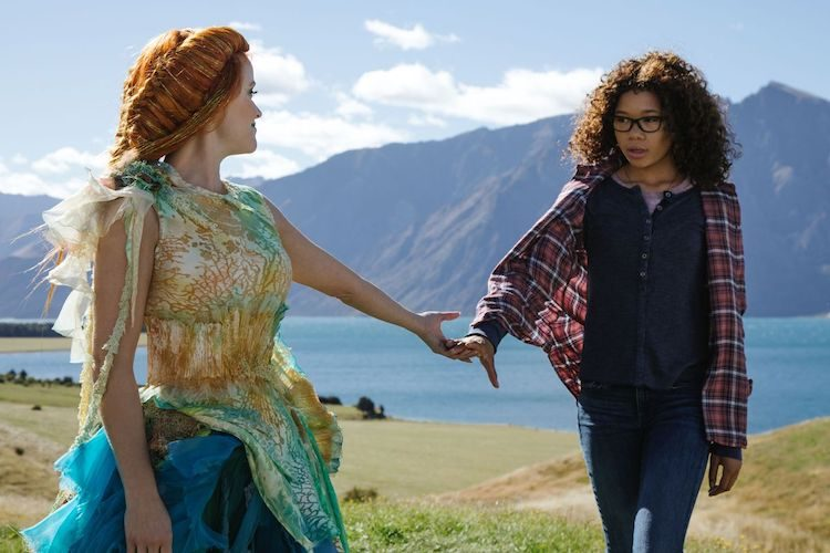 REVIEW: They Should Have Come at A Wrinkle in Time from Another L'Engle