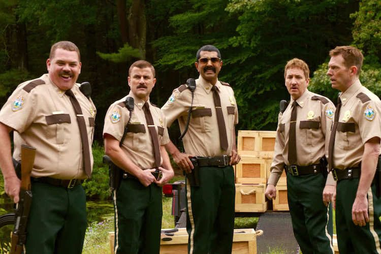 REVIEW: Super Troopers 2 Not Great, But Good Enough for Meow