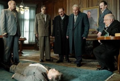 <i>The Death of Stalin</i> and the Canon of Dystopian Farce