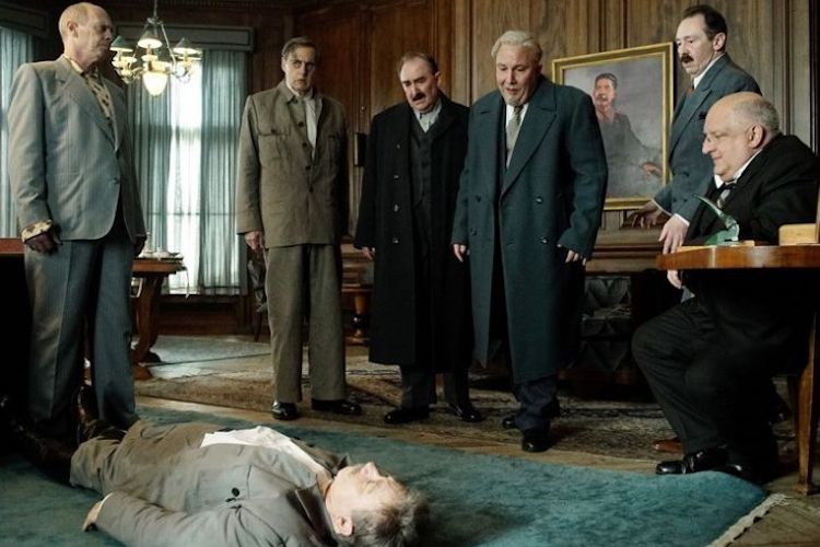 The Death of Stalin and the Canon of Dystopian Farce