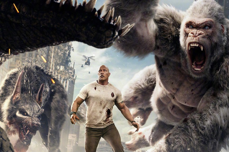 Rampage and the Politics of Movie Monsters