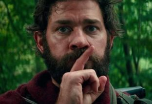 <i>A Quiet Place</i> Reviewed by Jim Halpert Reaction Shots