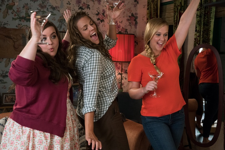 REVIEW: I Feel Pretty; Witty and Bright, Less So