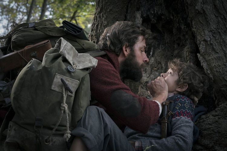 REVIEW: A Quiet Place May Scare the Shhh! Out of You
