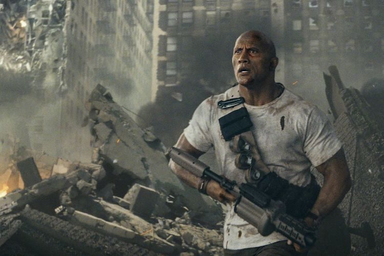 REVIEW: I Mean, Sure, It's a Rampage, I Guess
